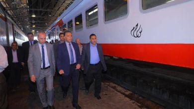 مصر تتسلم الدفعة الأولى من عربات البضائع المخصصة لنقل الحاويات