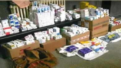 الصحة: ضبط 5 آلاف قرص دوائي مخالف بالمنوفية والدقهلية