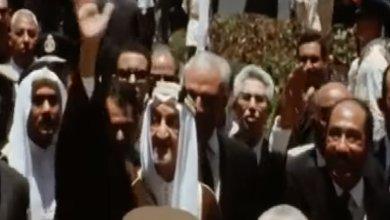 الملك فيصل في مصر