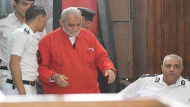 10 يناير.. الحكم على مرشد الإخوان في «أحداث مسجد الاستقامة»