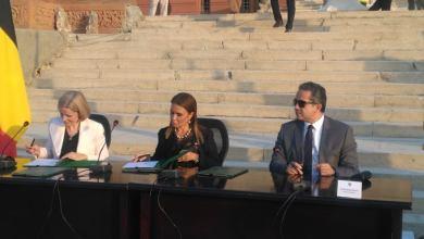 توقيع اتفاقية تفاهم بين مصر وبلجيكا لترميم قصر البارون