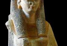تمثال الملكة ميريت آمون