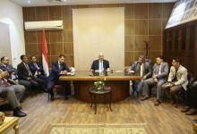 "Photo of ""عاشور"" يلتقي الكيانات الشبابية للمحامين بالقاهرة الكبرى"