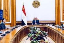 """الرئيس السيسي يتابع الموقف التنفيذي للمشروعات القومية بـ""""النقل"""""""