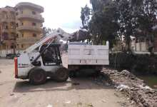 رئيس مدينة قلين يتابع إستمرار أعمال الرش والتطهير في القرى