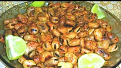 Photo of تسالي العيد.. طريقة عمل فول مقلي متبل