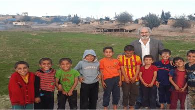 Photo of أطفال الكورد.. تغريدة حزن للشاعر بدل رفو