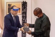 Photo of السفير المصري في كوناكري يلتقي مع رئيس وزراء غينيا