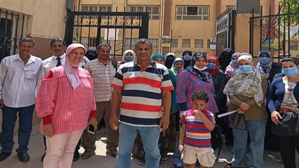 Photo of جمعية المرأة المعيلة تشيد بإقبال المرأة على المشاركة في انتخابات الشيوخ