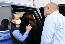 Photo of الرئيس السيسي يتفقد سير العمل في بعض مشروعات تطوير شبكة الطرق والمرافق بالقاهرة