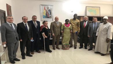 Photo of السفارة المصرية في غينيا تستقبل وفدا مصريا لبحث التعاون الثنائي في مجال الطاقة