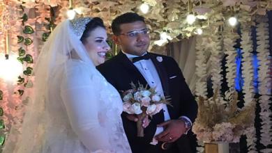 Photo of تهنئة بمناسبة زفاف أحمد نجم على آية رمزي