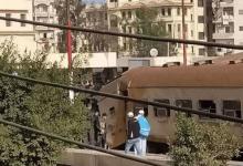 حادث قطار المنصورة