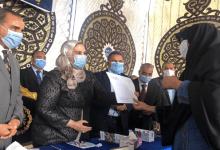 Photo of وزيرة التضامن الاجتماعي: توفير 500 نول لأهالي فوه بكفر الشيخ