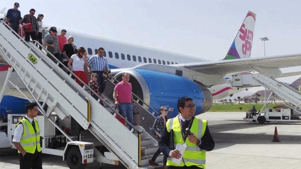 روسيا تنفي عودة الرحلات الجوية للغردقة وشرم الشيخ