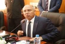 Photo of وزير النقل يجري جولة تفقدية بميناء العين السخنة
