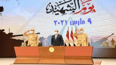 الرئيس السيسي يلتقي قادة وضباط صف وجنود القوات المسلحة