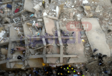 عقار جسر السويس.. ارتفاع أعداد الضحايا إلى 5 وفيات و24 مصابًا