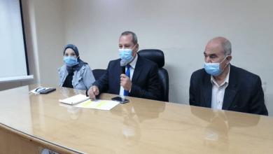 وكيل وزارة الصحة بالدقهلية يجتمع بمديري الإدارات لمناقشة أعمال المبادرة الرئاسية لدعم المرأة المصرية
