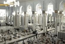 والله بعودة.. تراويح أول ليالي رمضان في المسجد الحرام