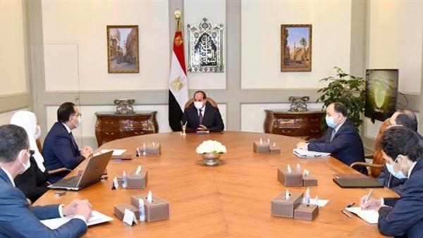 الرئيس السيسي يتابع نشاط مؤسسات الرعاية الاجتماعية وحضانات الأطفال