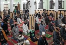 مساجد كفر الشيخ تلتزم بالإجراءات الاحترازية في ثالث صلاة للتراويح من شهر رمضان