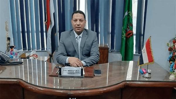 وكيل وزارة الصحة بالمنوفية يتابع سير العمل بالمستشفيات ومراكز اللقاح