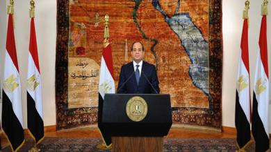 الرئيس السيسي يوفد وفدا أمنيا لإسرائيل والمناطقالفلسطينية