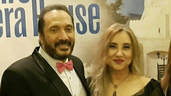 إصابة الفنان علي الحجار وزوجته بـ فيروس كورونا