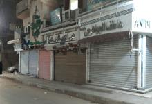 حملة موسعة لمتابعة قرار غلق المحلات بالعاشر من رمضان
