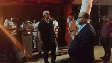 محافظ القاهرة يغلق عدد من المحال المخالفة لقرار الغلق