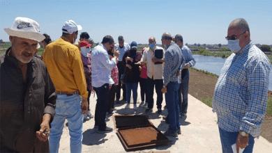 مياه كفر الشيخ تستقبل وفد صرف الإسكندرية لنقل تجربة الصرف الصحي اللامركزي