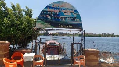 وقف الرحلات النيلية ومنع المصطافين من دخول الشواطئ بكفر الشيخ