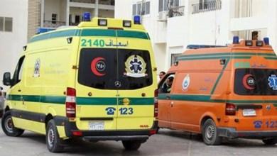 إصابة أسرة بحالة تسمم غذائي في بني سويف