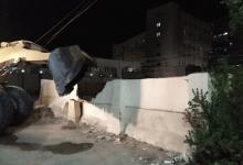 إعادة فتح شارع فاصل بين مديريتي الأمن والتعليم بكفر الشيخ
