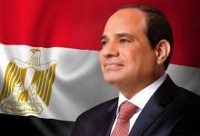 الرئيس عبد الفتاح السيسي يلتقي رئيس جمهورية العراق