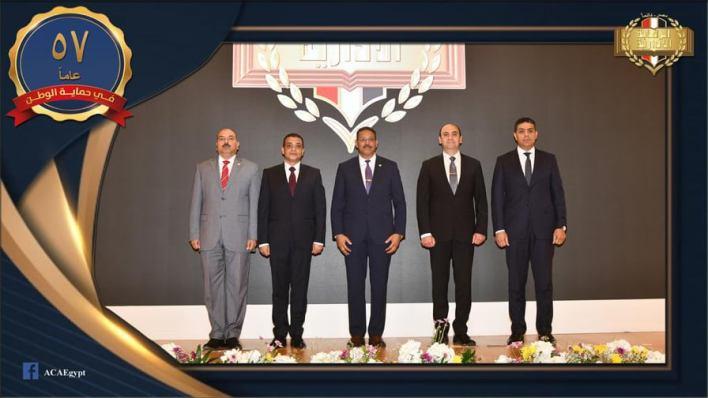 الرقابة الإدارية تحتفل بتكريم قيادات وأعضاء الهيئة السابقون والحاليون وبعض العاملين