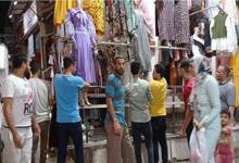 شن حملة إشغالات ليلية مكبرة بشوارع مدينة منوف