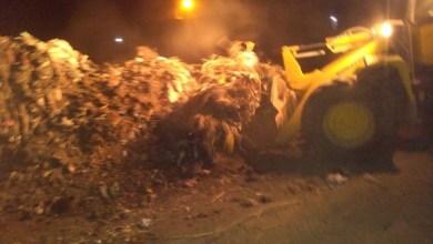 رئيس مدينة بيلا يتابع جهود حملات النظافة ورفع الإشغالات وكفاءة الإنارة العامة