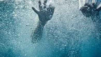 انتشال جثة شاب غرق في مصيف مطوبس