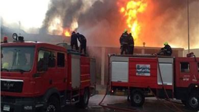 السيطرة على حريق في منزل بقرية الروضة بالمنوفية