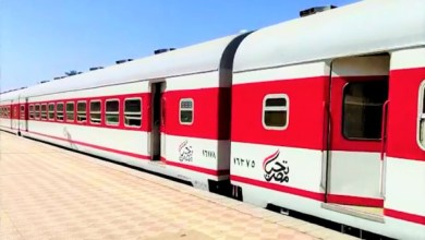 السكة الحديد تقرر تعديل تركيب بعض القطارات بخط القاهرة - الفيوم