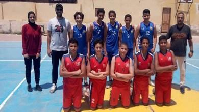 فوز مركز شباب كفر الشيخ في التصفيات التمهيدية لكرة السلة بأولمبياد الطفل المصري
