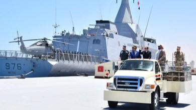 ننشر وثيقة افتتاح قاعدة 3 يوليو البحرية