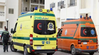 مصرع شخص وإصابة 8 آخرين من بركة السبع في تصادم أتوبيس بالبحيرة