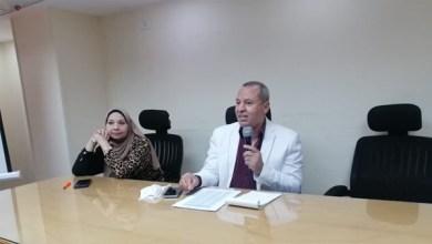 وكيل وزارة الصحة بالدقهلية يعقد اجتماعا لمناقشة مستجدات تطعيم المواطنين بلقاح كورونا