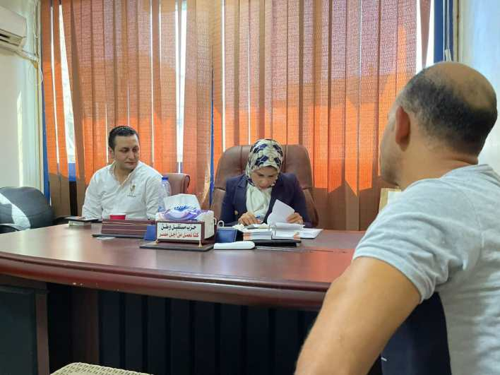 أمانة حزب مستقبل وطن بكفر الشيخ