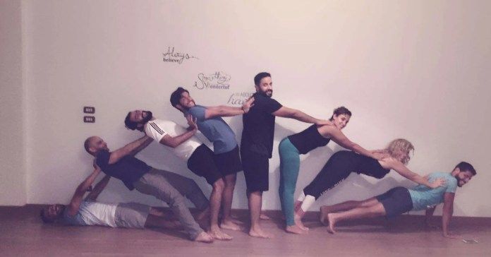 Elements yoga