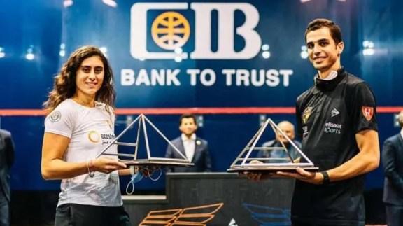 Nour-El-Sherbini 2020 CIB Squash
