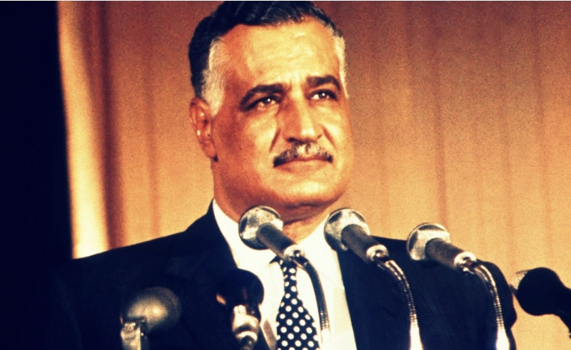 Image result for photos of gamal abdel nasser